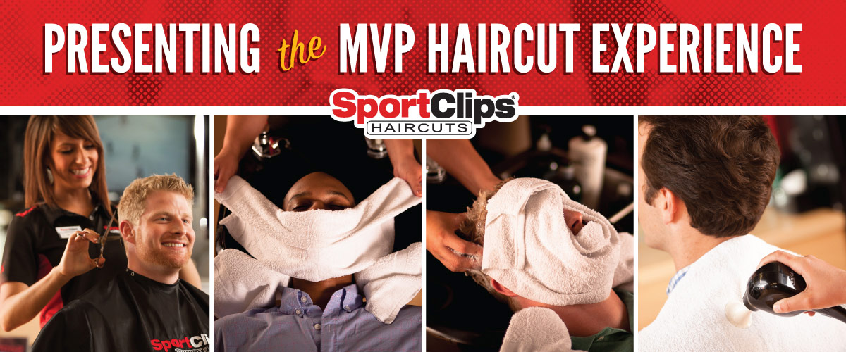 The Sport Clips Haircuts of East Brunswick MVP Haircut Experience